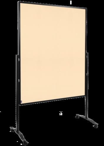 Legamaster PREMIUM PLUS Moderationswand 150x120cm beige - 001