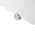 Legamaster tablero de vidrio 100x150 blanco  - 005