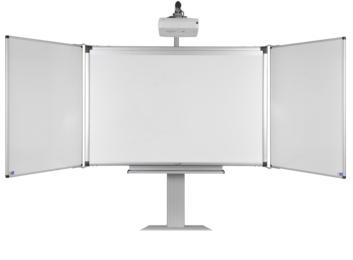 Legamaster e-Board EHA column system for projection board 77inch,88inch - 001