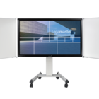 Legamaster ETX e-Screen ELCS panel lateral para ETX-6510UHD e-Screen  - 001