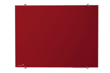 Legamaster glassboard 100x150cm red - 001