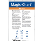 Legamaster Magic-Chart notes 10x20cm assorted 500pcs  - 005
