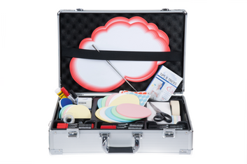Legamaster PREMIUM valise d'animation 2400pcs - 001