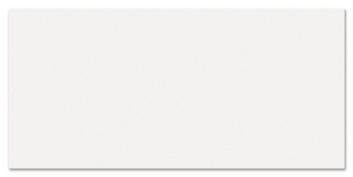 Legamaster tarjeta para área de trabajo rectangular 95x200mm blanca 250pzs - 001