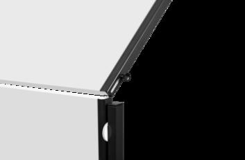 Legamaster PREMIUM PLUS workshop board foldable 150x120cm white - 002