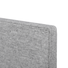 Legamaster WALL-UP pinboard acoustique 200x59,5cm gris clair  - 002