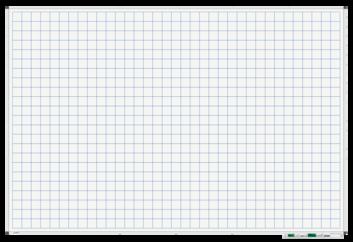 Legamaster PREMIUM bedrukt whiteboard liniatuur 120x180cm - 001