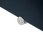 Legamaster tableau en verre 90x120cm noir  - 005