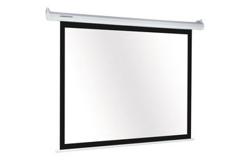 Legamaster ECONOMY electric projection screen 129x200cm - 001