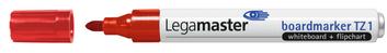 Legamaster TZ1 board marker rood - 001