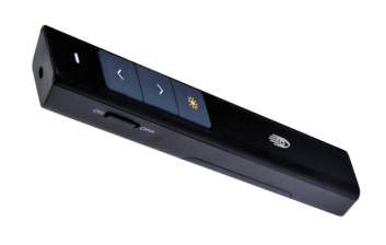 Legamaster laser presenter black - 003