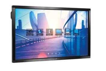 Legamaster e-Screen ETX touch monitor ETX-8610UHD zwart - 003