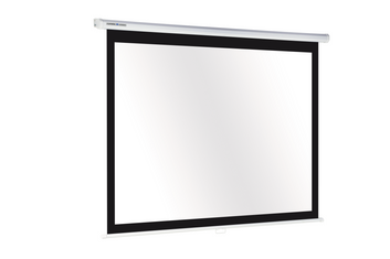 Legamaster ECONOMY manual projection screen 180x240cm - 001