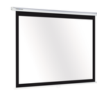Legamaster ECONOMY manual projection screen 129x200cm  - 001