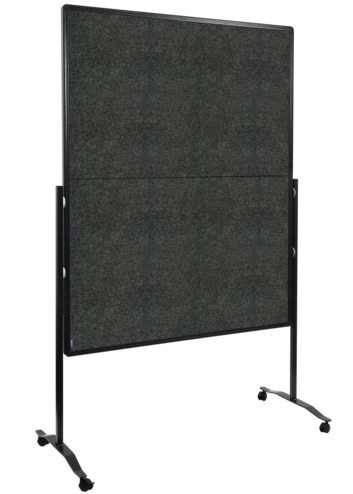 Legamaster PREMIUM PLUS tableau d'animation pliable 150x120cm anthracite - 001