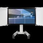 Legamaster ETX e-Screen EL zijpaneel voor ETX-6510UHD e-Screen 2st  - 001