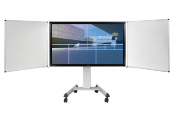 Legamaster ETX e-Screen EL side panel for ETX-7510UHD e-Screen - 001