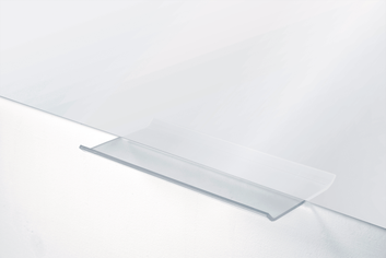 Legamaster glassboard 40x60cm white - 003