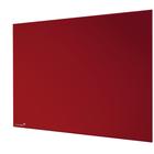 Legamaster tablero de vidrio 40x60cm rojo  - 004