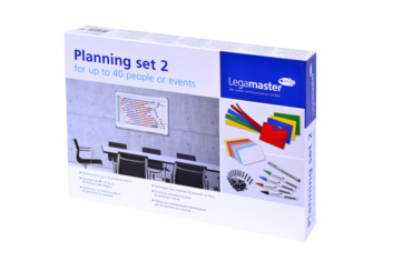 Legamaster planset 2 for 40 people, events, projects - 001