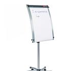Legamaster SILVERTEC mobile flipchart silver  - 001