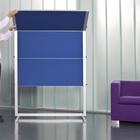 Legamaster PROFESSIONAL foldable workshop board blue  - 002