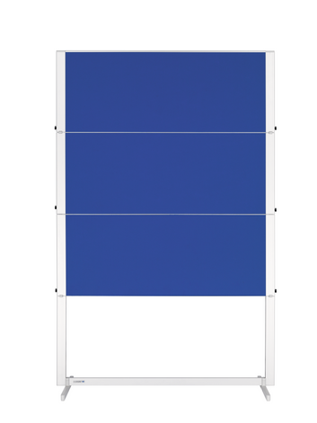 Legamaster PROFESSIONAL foldable workshop board blue - 001