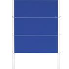 Legamaster PROFESSIONAL foldable workshop board blue  - 001