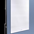 Legamaster PREMIUM PLUS workshop board foldable 150x120cm blue-grey  - 004