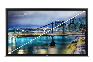Legamaster e-Screen STX Touchdisplay STX-7550UHD schwarz - 001