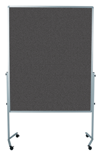 Legamaster PREMIUM mobile workshop board anthracite - 001
