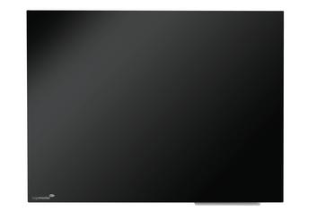 Legamaster tablero de vidrio 40x60cm negro - 001