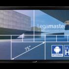 Legamaster e-Screen ETX touch monitor ETX-7510UHD zwart  - 001