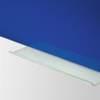 Legamaster tablero de vidrio 40x60cm azul  - 003