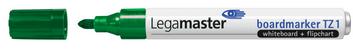 Legamaster TZ1 board marker green - 001