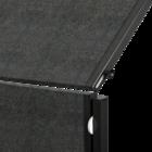 Legamaster PREMIUM PLUS workshop board foldable 150x120cm anthracite  - 002