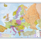 Legamaster PROFESSIONAL map Europe 100x137cm  - 001