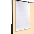 Legamaster PREMIUM PLUS workshop board foldable 150x120cm beige  - 004