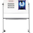 Legamaster ECONOMY revolving whiteboard 100x150cm  - 001