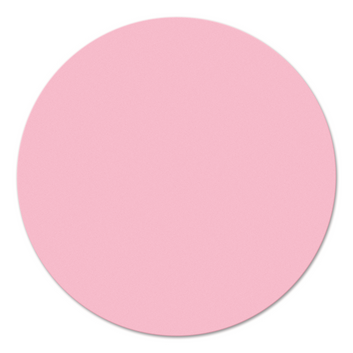 Legamaster workshop card circle 190mm pink 500pcs - 001