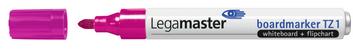 Legamaster TZ1 board marker pink - 001