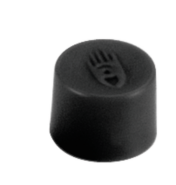 Legamaster imán 10mm negro 10pzs - 001