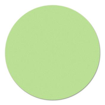 Legamaster workshopkaart cirkel 140mm groen 250st - 001