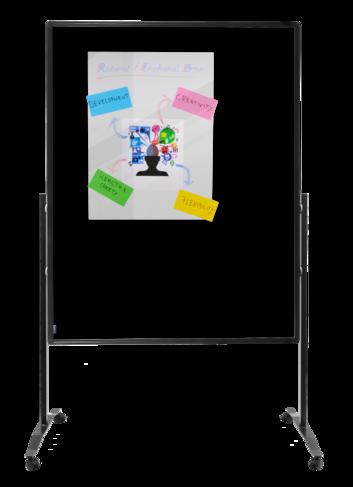 Legamaster PREMIUM PLUS divider board 150x120cm transparent - 002