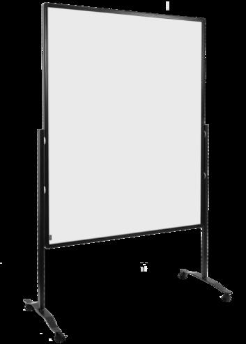 Legamaster PREMIUM PLUS divider whiteboard 150x120cm enamel steel - 001