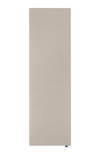 Legamaster WALL-UP pinboard acoustique 200x59,5cm beige satiné - 001