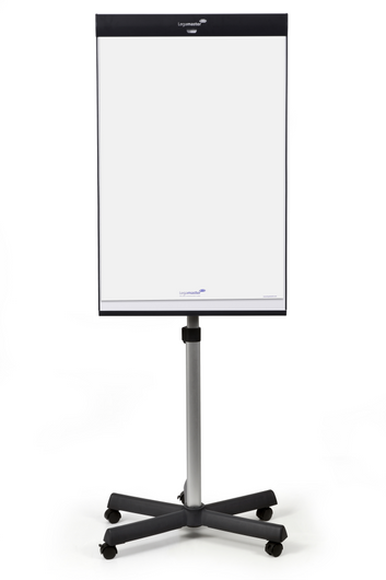 Legamaster UNIVERSAL TRIANGLE mobile flipchart star base - 001