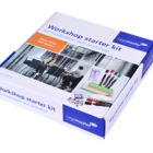 Legamaster workshop starter set 500-part  - 002