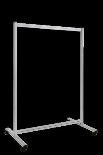 Legamaster ECONOMY divider board 150x120cm transparent - 001