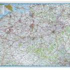 Legamaster PROFESSIONAL map Belgium 101x121cm  - 001